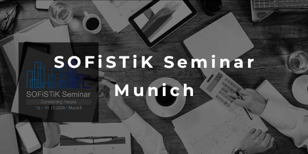 SOFiSTiK Seminar 2020